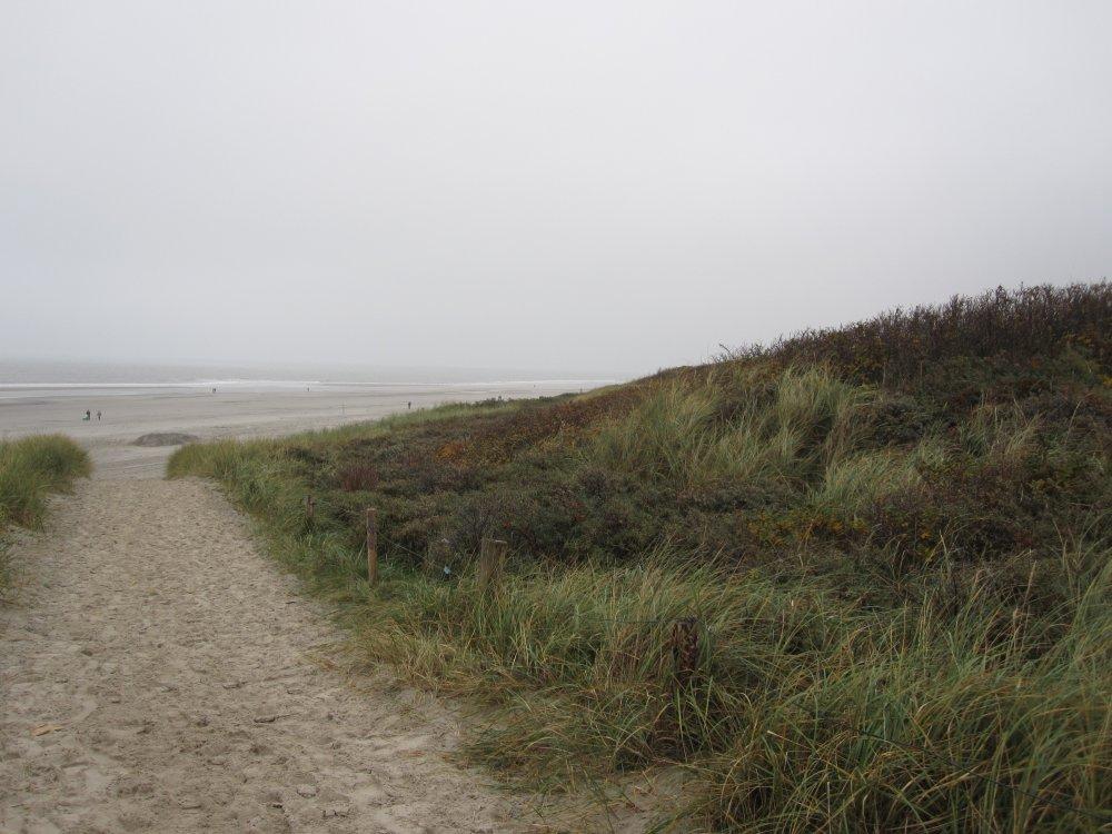 Ab zum Strand